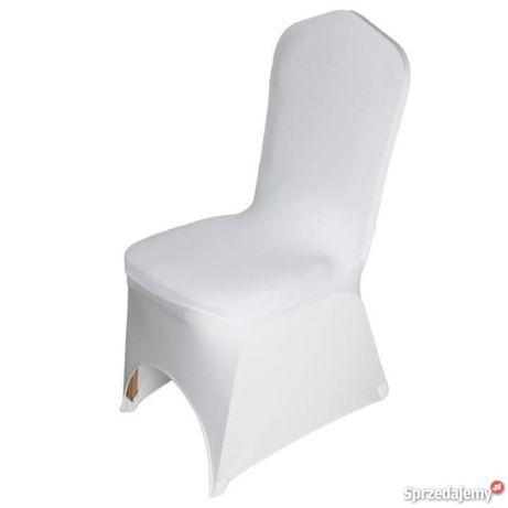 Pokrowce elastyczne na krzesła. Najtaniej! Super jakość!