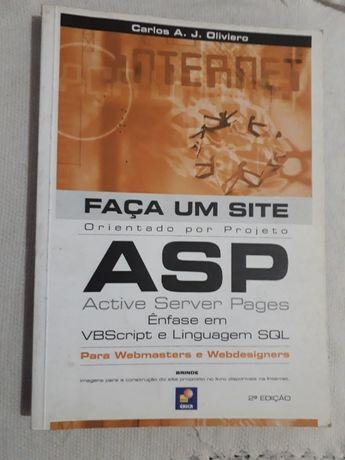 LIVRO de PROGRAMAÇÃO - Faça Um Site Orientado por Projeto ASP