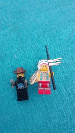 Lego system western