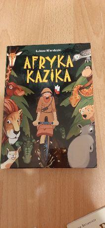 lektura Afryka Kazika