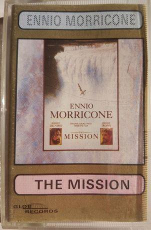 Kaseta magnetofonowa Ennio Morricone soundtruck The Mission