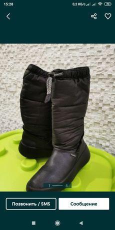 Сапоги Ботинки ЗимаТермо Ecco Gore Tex Ессо Merell Skechers Columbia.