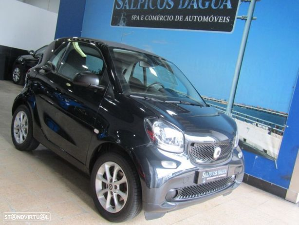 Smart ForTwo 1.0 71 Passion