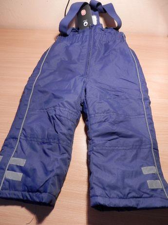 Spodnie zimowe dziecięce 92 cm