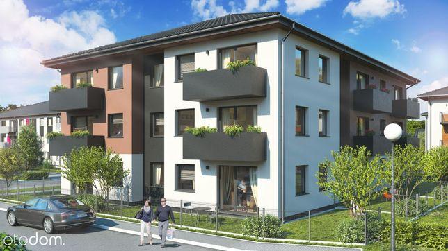 2 pokoje z ogródkiem 60m
