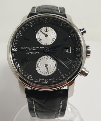 Baume Mercier Classima Chronograph XL 65591