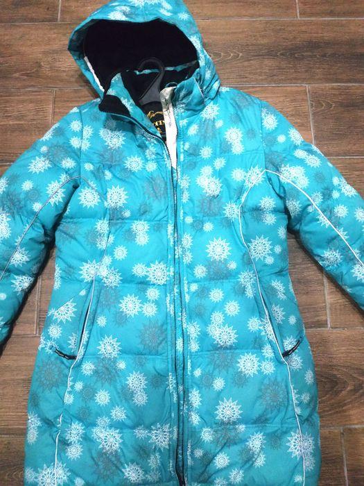 Пуховик, куртка зимняя Днепр - изображение 1