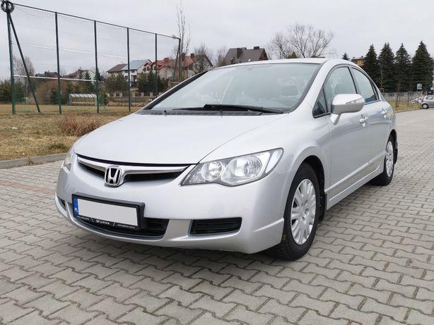 Honda Civic 1.8 z lpg, 6 biegów, bezwypadkowy, Polska