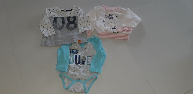 Ubranka niemowlece za darmo 62