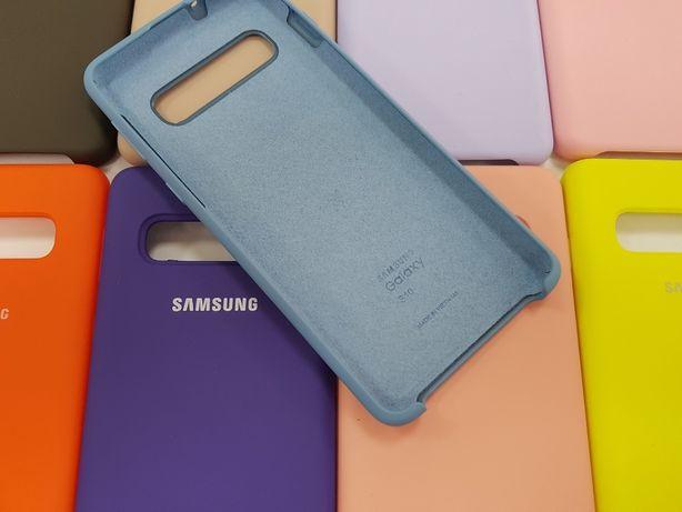 Чехол Silicone Case Samsung S20 S8 S9 10E S10+ M31 30s 21 20 A71 10 11