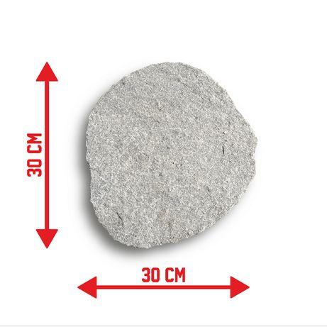 Kamień ścieżkowy GRECKI Normal Szary XS Płyta deptakowa szara