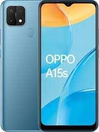 Smartfon,Telefon OPPO A15s DUAL SIM 4/64GB CPH2179 Niebieski, Czarny