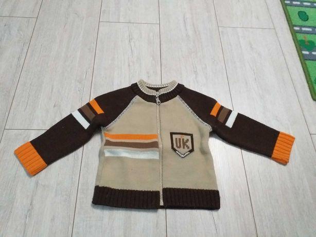 Sweterk chłopięcych