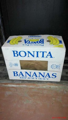Ящики бананові, нові.