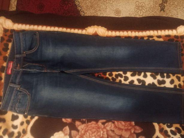 Чоловічі зимові джинси