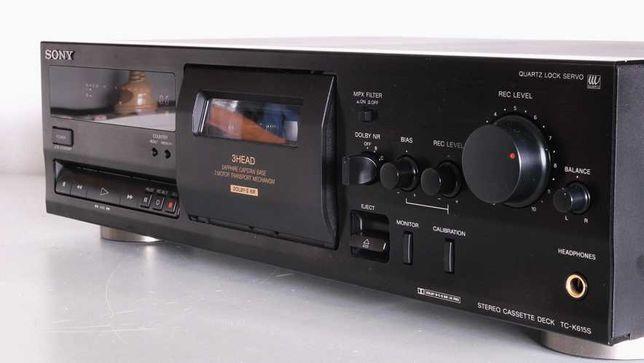 Кассетная дека  Sony TC-K 615s