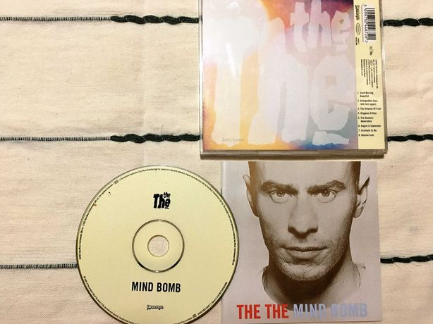"CD The The ""Mind Bomb"""