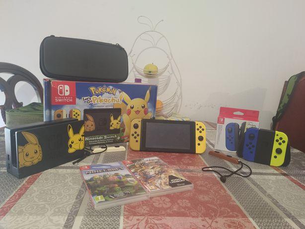 Nintendo Switch edição limitada