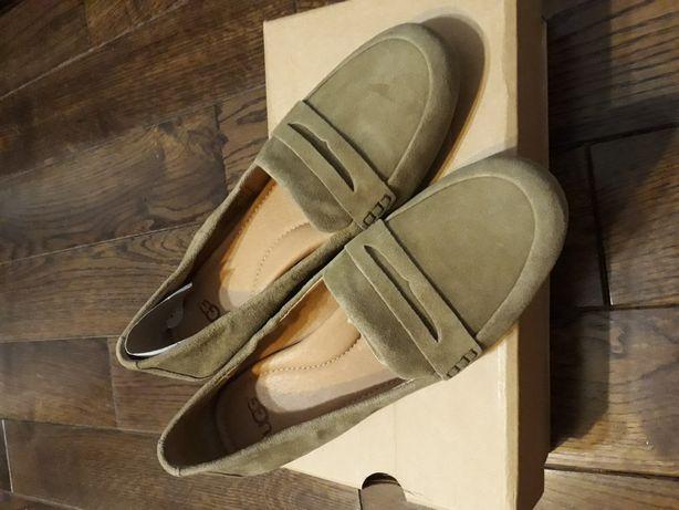 Туфлі UGG замш нові
