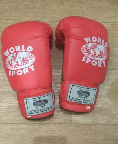 Перчатки world sport 10 oz