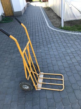 Sprzedam wózek na dwoch kulkach