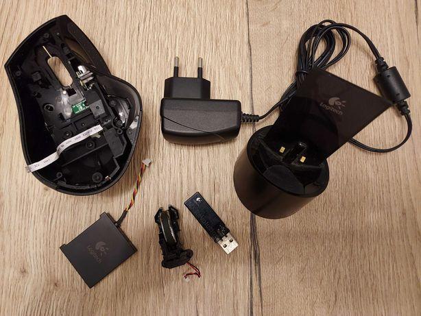 MX REVOLUTION Logitech części zamienne do myszy, oryginalne, sprawne.