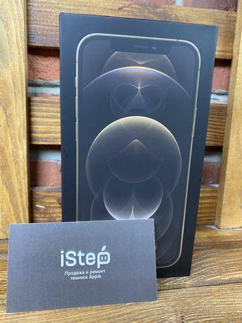Apple iPhone 12 Pro 128/256gb Gold! НОВЫЕ! Гарантия от МАГАЗИНА!