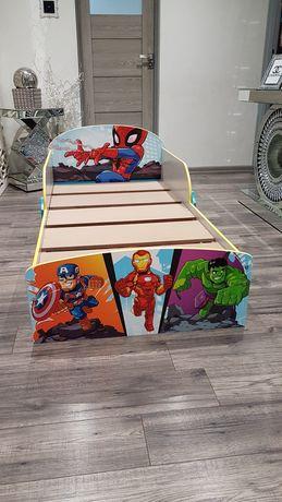 Łóżko dziecięce Avengers Marvel