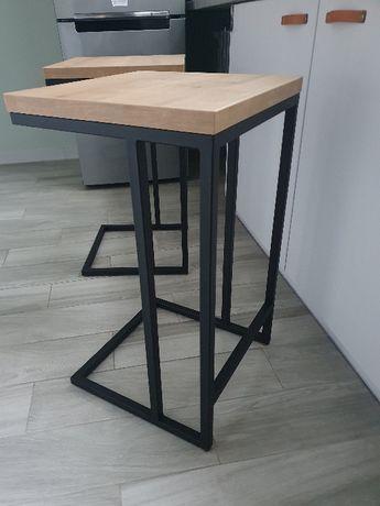 Hokery, stołki, stolik kawowy, ława, biurko (loft)
