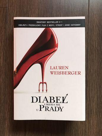 Diabeł ubiera się u Prady Lauren Weisberger