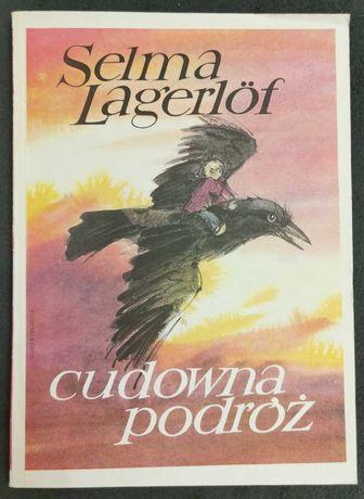 Cudowna podróż Tom II Selma Lagerlof