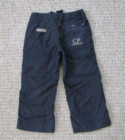 C.P. COMPANY детские штаны джинсы Оригинал от созд. Stone Island