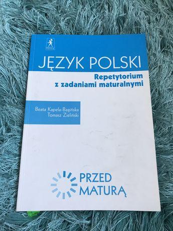 Język polski - repetytorium z zadanimi maturalnymi