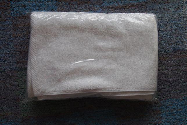 NOWY ręcznik 70 x 140cm Kąpielowy Biały bawełna frote