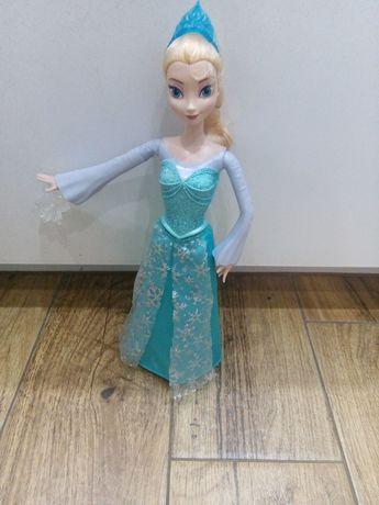 Kraina lodu Elsa, Barbie, księżniczka, świecącą i strzelającą Elsa