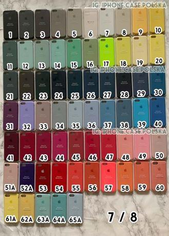 WYSYŁKA GRATIS case pokrowiec iPhone 12 mini 11 pro max x xs xr 7 8