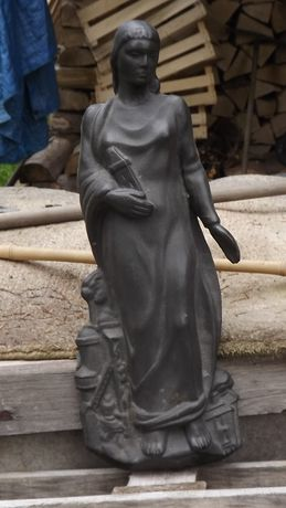 figurka Świętej Barbary