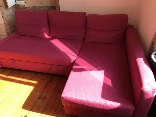 Sofá cama de canto Friheten ikea
