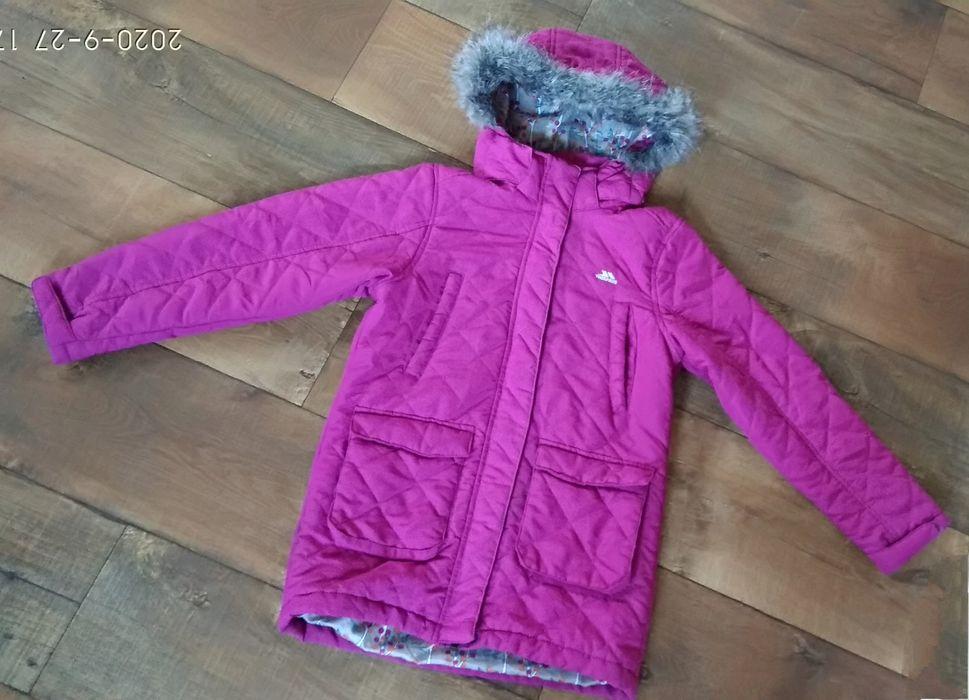 Куртка пальто 9-10лет 134-140см trespass для девочки Одесса - изображение 1
