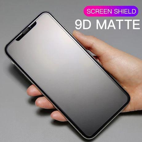 Матовое стекло на Айфон 6 7 8 10 11 X s R Pro Plus Max Плюс для iPhone