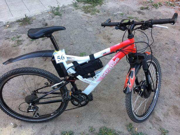 Електровелосипеди, переобладнання звичайних велосипедів в електро.