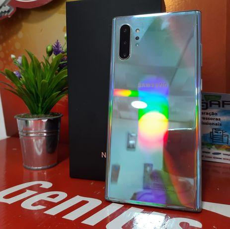 Samsung Note 10 plus livre, 256gb, garantia 12 meses, temos loja