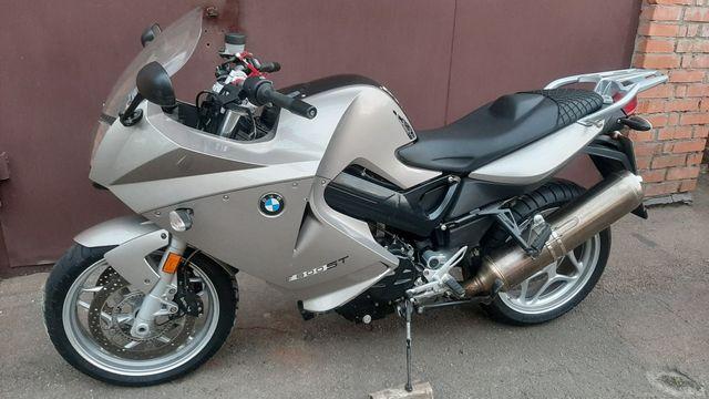 BMW f800 не Yamaha, Honda