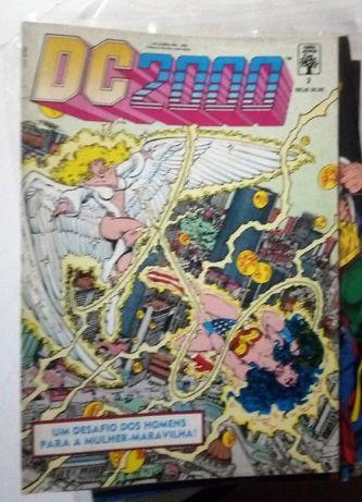 dc 2000 / dc comics
