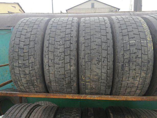 Продам грузовые шины бу 315/60R22,5 .