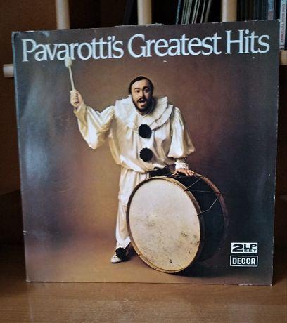 Płyty winylowe - Luciano Pavarotti ( Pavarottis Greatest Hits ) 2LP