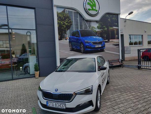 Škoda Scala Demo Škoda SCALA Style 1.0 TSI 115KM już od 789 zł brutto miesięcznie