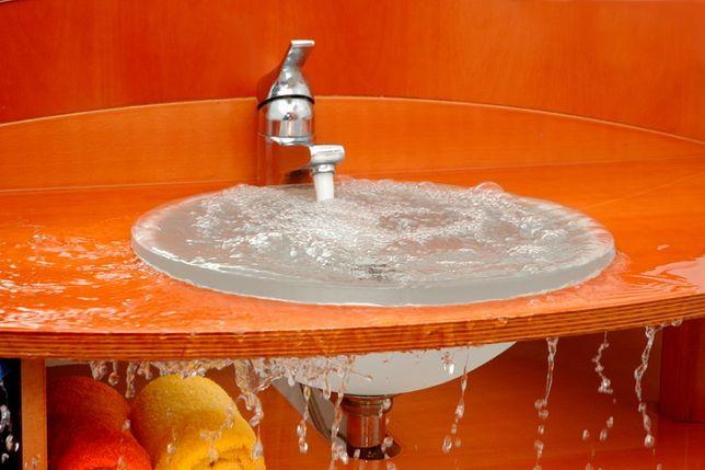 Прочистка канализации, унитаза, мойки и ванной.