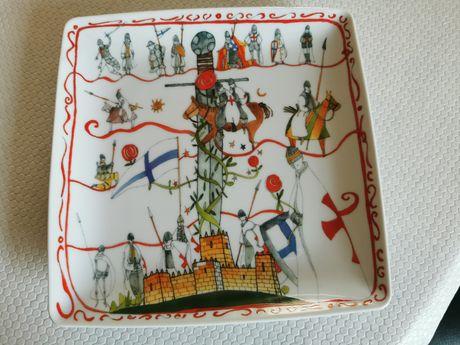 Prato Vista Alegre decorativo colecção Vimaranes