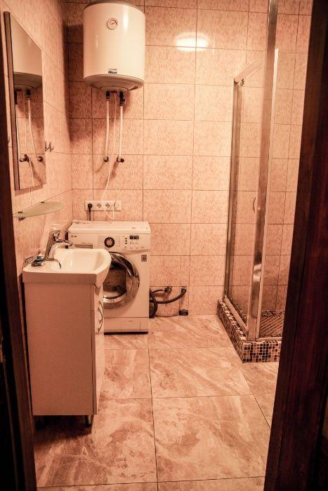 Квартира с  парковкой, баней, бассейном, беседкой. зоной BBQ-1